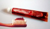 Fresh Confidence Bacon toothpaste.