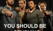 The Avengers meme with all the actors pointing their fingers at you. You should be studying.