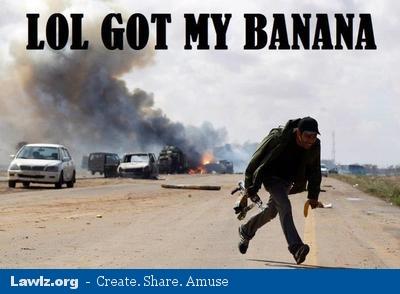Lol I Got My Banana Meme Car Crash Explosion Fire Jpg