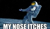 my-nose-itches-astronaut-problems-lawlz-meme