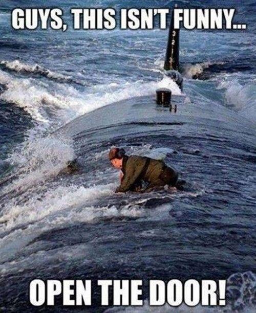 guys-funny-open-door-submarine-ocean-mem